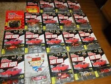 (19) LOT HOT RODS RACING CHAMPIONS NOMAD '34  '40 FORD TRUCKS F-150 DODGE RAM +