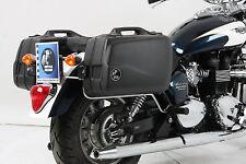 Triumph America/Speedmaster Sacoche avec kit de fixation complet de 2011