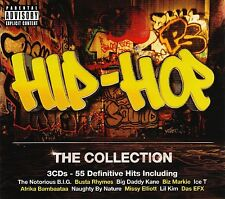 Hip-Hop-The Collection 3 CD NUOVO