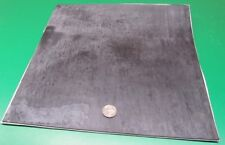 "Butyl Rubber Sheet, 60A, Adhesive Backed, 1/16"" x 12"" x 12"""