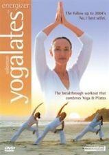 Yogalates Energizer Louise Solomon New DVD Region 4