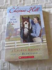 "CHESTNUT HILL HEARTLAND ""THE NEW CLASS"" #1 HORSE BOOK PAPERBACK *VGUC*"