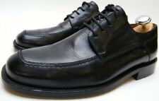 MENS BOSTONIAN BLACK LEATHER OXFORD DRESS SHOES SZ 8.5~1/2 M MADE IN ITALY