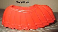 Playmobil robe du Cheval rouge red Turnier-Ritter 3265 de 1979