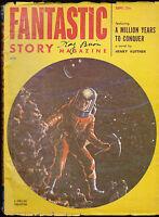 Fantastic Story Magazine Henry Kuttner Ray Cummings September 1952 Pulp