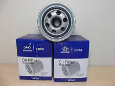 GENUINE KIA PREGIO VAN 4CYL 2,7L  DIESEL  ALL MODEL OIL FILTER 1EA