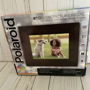 "Polaroid 8"" Digital Picture Frame"