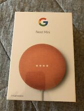 Google Nest Mini - Second Generation, Coral