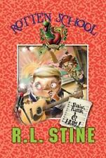 Rotten School #5: Shake, Rattle, and Hurl! (Paperback or Softback)