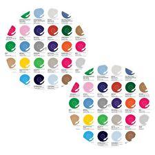 Slipmats DMC Universal couleurs de maison (1 paire / 1 pair) Mhouse NEUF