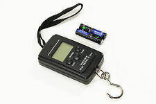 Benson Tools 010677 Federwaage Kofferwaage Gepäckwaage digital bis 40kg