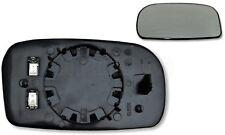 Honda Civic-VII MK7 (00-05) Stream (01-05) Left Side Heated Door Mirror Glass