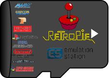 Retro Gaming Console - Retropie - Arcade - Raspberry Pi 2/3