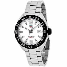 TAG Heuer Stainless Steel Case Luxury Watches