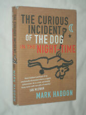 The Curious Incident of the Dog in the Night-Time Mark Haddon 1st edition 2003