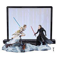 Star Wars Black Series Rey and Kylo Ren Starkiller Base 2018 SDCC Exclusive