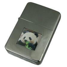 Engraved Lighter Panda