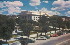 1960s Prescott Arizona Yavapai County Court House Roben postcard 7952