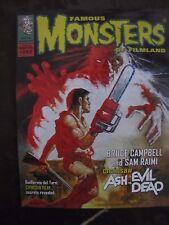 Famous Monsters 282 Diamond cover by Sanjulian Uncirculated Ash vs Evil Dead