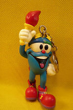 """ACOG PLAY BY PLAY KEY CHAIN-Multi Color Toy-3 3/4"""" Long-1""""Split Ring"""