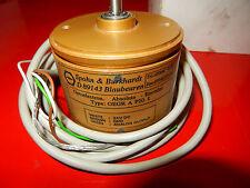 Absolute Encoder OEGR A P20 I  Spohn Burkhardt