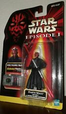 DARTH MAUL Star Wars Episode I 1998 New Great Condition
