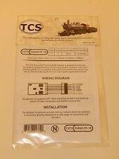 TCS #1373 EUN651P-18 N DCC Decoder w/6-pin inline socket NEW