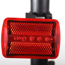5 LED Bike Bicycle Cycling Safety Warning Tail Rear Lamp Flashing Back Light