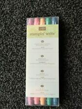 Stampin up write pens