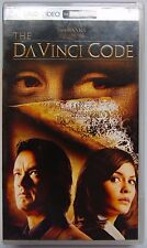 The Da Vinci Code (UMD-Movie, 2006) USED PSP VIDEO Playstation Movie