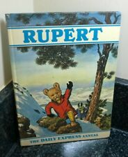 Vintage Rupert The Bear Annual 1970 Price Not Clipped