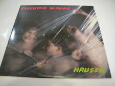 Executive Slacks ‎– Nausea LP Spahn Ranch/KMFDM