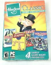 Hasbro Classic Game Collection 4 Family Game Night Favorites