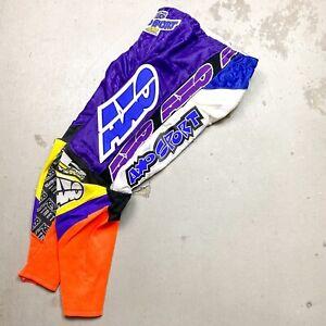 Vintage 1994 AXO Sport 141 Motocross Racing Pants 34 - fox bradshaw stanton