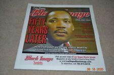 Martin Luther Kingvblack Image Magazine