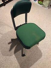 Vintage Steelcase Mid Century Modern Rolling Swivel Office Chair Model 275 Read