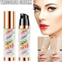 40ml Face Base Foundation Three-color Oil Control Makeup Invisible Pore P5X7