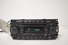 04 05 06 07 08 09 10 CHRYSLER DODGE RADIO CD AM FM PLAYER AUX IPOD MP3 B7#021