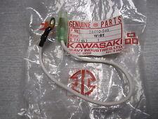 KAWASAKI NOS BATTERY LEAD KZ400 Z400   26010-046