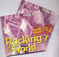 ROCKING ALL OVER THE WORLD - 2 CD SET / 30 TRACKS: STRANGLERS, LYNYRD SKYNRD ETC
