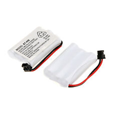 2pcs Phone Battery 3.6V 800mAh 3A AAA Cordless For Uniden BT-446 BT-1004 BT-1005