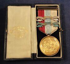 15 Carat Gold Duke of Sussex Masonic Charity Steward Jewel F.Twining London 1922