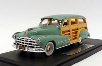 Goldvarg 1/43 Scale GC-034A - 1948 Pontiac Woodie - Genesee Green 1 Of 270