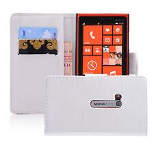 NUEVO Funda de piel sintética for Nokia Lumia 920 + PROTECTOR PANTALLA &