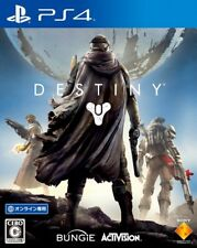 Used Destiny SONY PS4 PLAYSTATION JAPANESE IMPORT JAPANZON