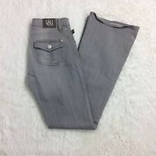 Rock & Republic Scorpion Pavement Gray Jeans Size 4