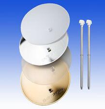 ELINCHROM Deflektor Set mit 4 Deflektoren 14 cm (E26310)