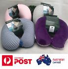 U Shaped Rebound Neck Support Headrest Soft Car Flight Travel Pillow