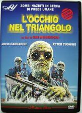 Dvd L'Occhio nel triangolo - versione integrale 1977 Usato fuori cat.