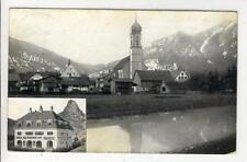 "AK Oberammergau, Hotel u. Gasthof ""Bayerischer Hof"""